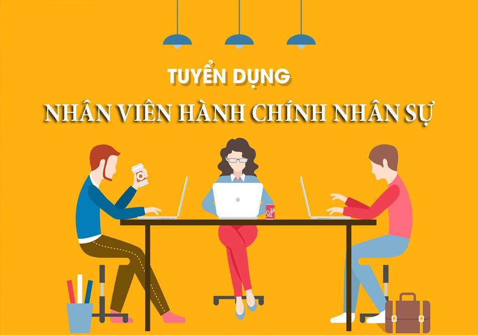 tuyen dung hanh chinh nhan su thang 6 2017